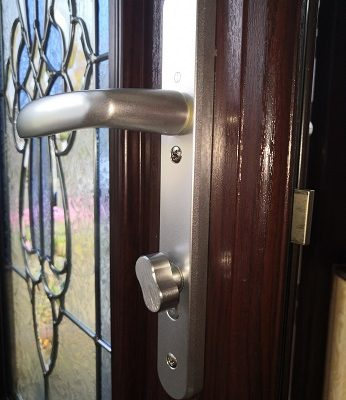 new thumbturn lock in lasswade