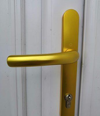 we fit new upvc door handles