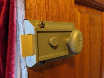 Yale Nightlatch Locks